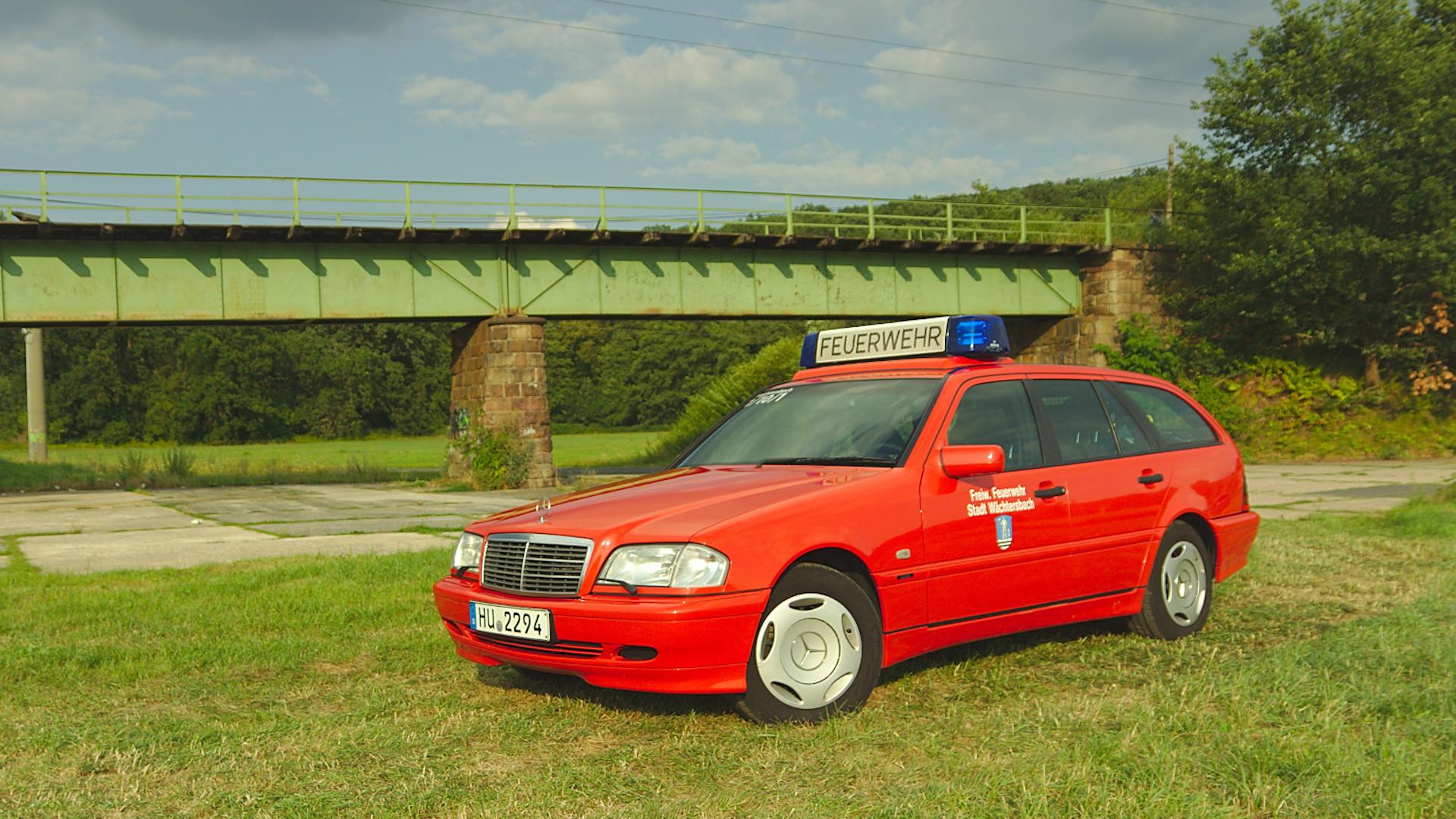 Komandowagen der Feuerwehr Wächtersbach