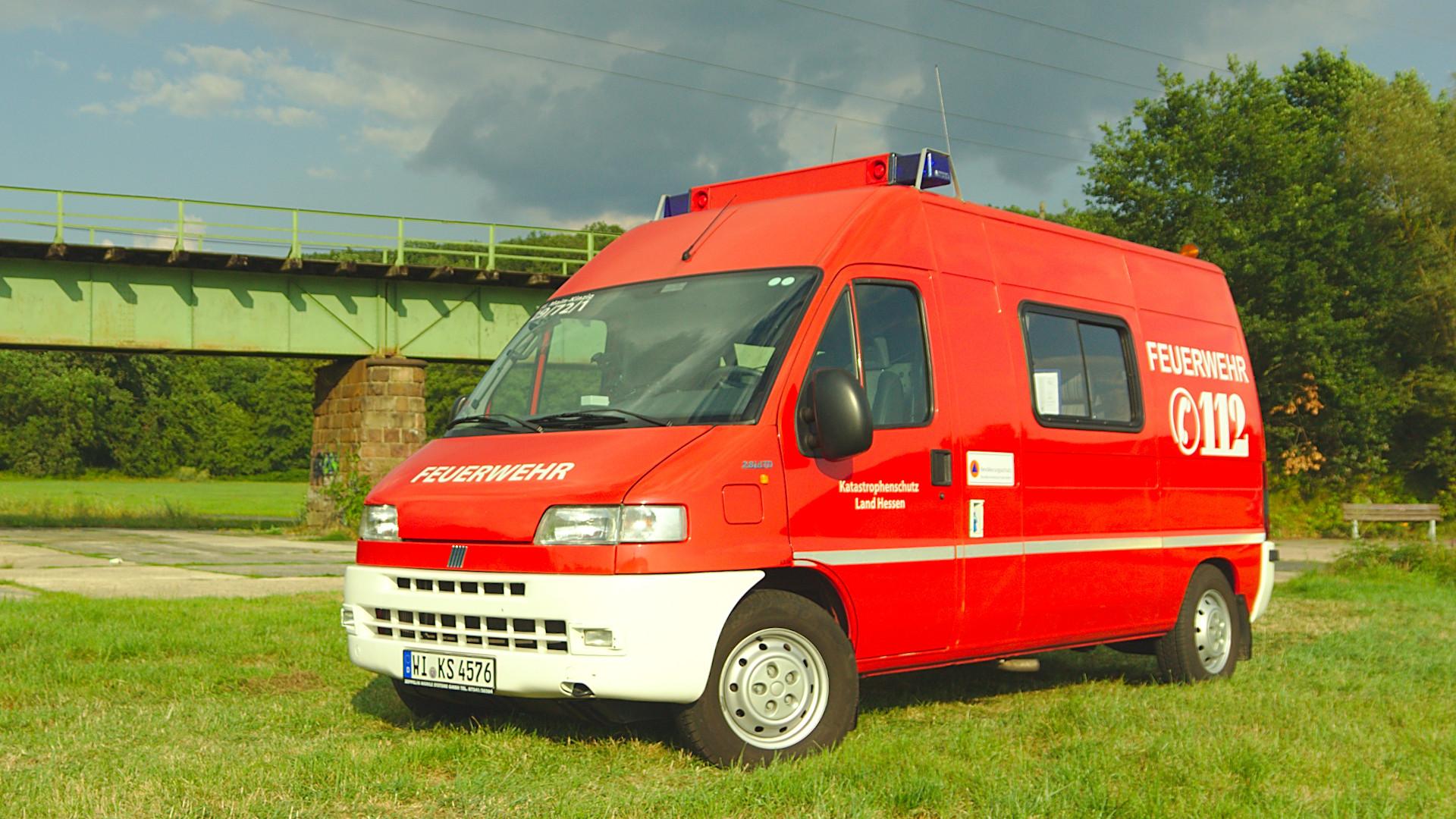 ABC-Erkundungskraftwagen des Bundes