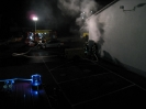 Einsatzübung Gebäudebrand