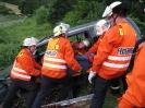 Einsatzübung Verkehrsunfall 2009_22
