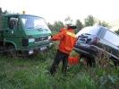 Einsatzübung Verkehrsunfall 2009_2