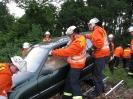 Einsatzübung Verkehrsunfall 2009_9
